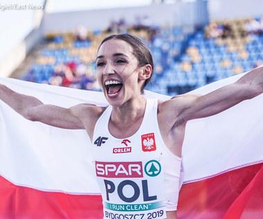 Tokio 2020. Sofia Ennaoui: Trzymanie sportowców w niepewności to było szaleństwo. Wideo