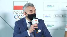 Tokio 2020. Szef polskiej misji Tokio 2020: Mamy już 100 kwalifikacji na igrzyska w Tokio. Wideo