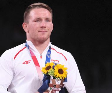 Tokio 2020. Tadeusz Michalik po zdobyciu brązowego medalu: Dopiero to wszystko do mnie dotrze. WIDEO