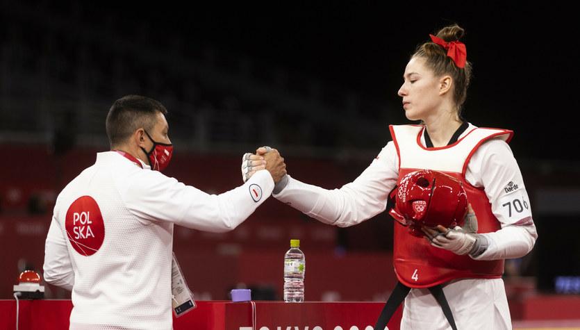 Tokio 2020. Taekwondo - trener Kowalczuk: Liczyliśmy na medal, ale to był udany występ