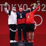 Tokio 2020. Tałachadze z drugim złotem igrzysk i trzema rekordami świata