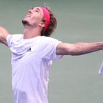 Tokio 2020. Tenis: Zverev z Djokovicem w półfinale, Miedwiediew przegrywa