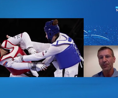 Tokio 2020. Tomasz Pyciarz: Aleksandra Kowalczuk o włos od brązowego medalu. Zabrakło jej niewiele. (POLSAT SPORT) Wideo