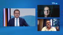 Tokio 2020. Tomasz Swędrowski i Wojciech Drzyzga przed meczem Polska - Francja. WIDEO (POLSAT SPORT)