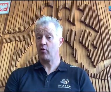 Tokio 2020. Vital Heynen: Już wiem, kto pojedzie na igrzyska (POLSAT SPORT). Wideo