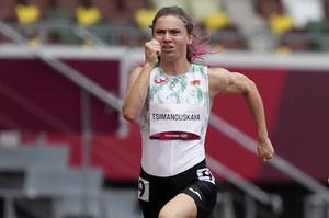 Tokio 2020: Władze Białorusi odsuwają od Igrzysk lekkoatletkę Chryscinę Cimanouską