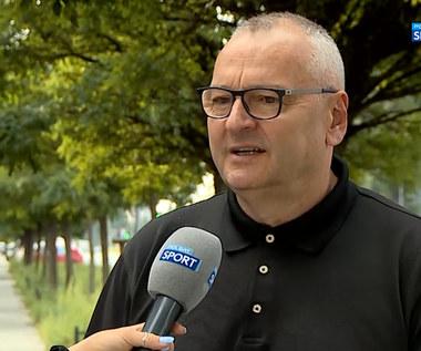 Tokio 2020. Wojciech Drzyzga i Tomasz Swędrowski po meczu Polska - Japonia. Wideo