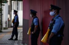 Tokio: Atak nożownika w pociągu. Co najmniej 9 osób rannych