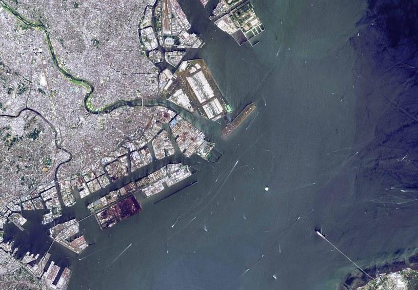 Tokio okiem Sentinela-2A /materiały prasowe
