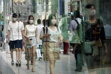 Tokio: Wariant Delta szerzy się na niespotykaną skalę. Pierwsza taka sytuacja