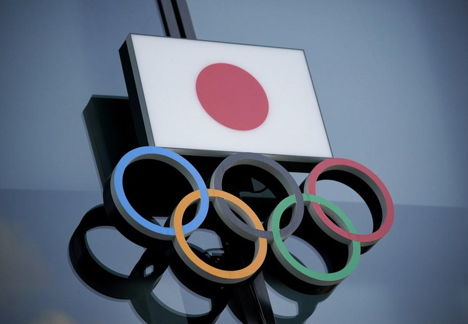Tokio - za rok rozpoczęcie przełożonych igrzysk /FRANCK ROBICHON /PAP/EPA