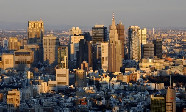 Tokio /AFP