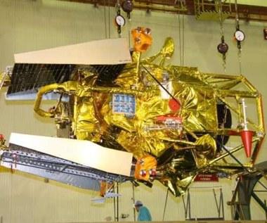 Toksyczny satelita spadnie na Ziemię 15 stycznia