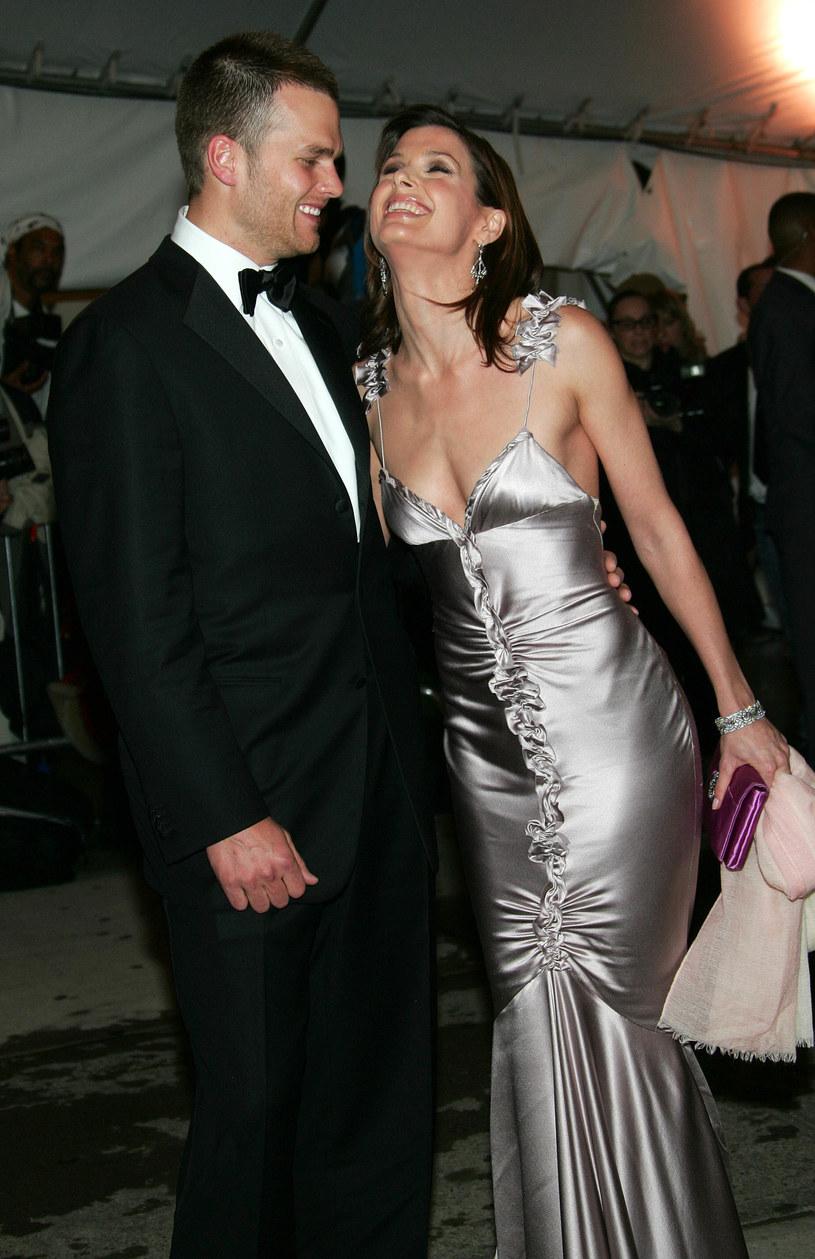 Tom Brady zostawił Bridget Moynahan, gdy była w ciąży /Evan Agostini /Getty Images