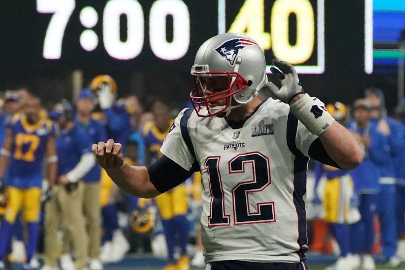 Tom Brady /TIMOTHY A. CLARY/AFP /East News