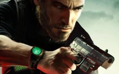 Tom Clancy's Splinter Cell: Conviction - fragment okładki z gry /INTERIA.PL