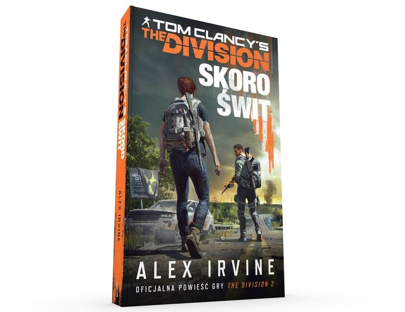 Tom Clancy's The Division. Skoro świt /materiały prasowe