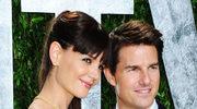 Tom Cruise bił Katie?