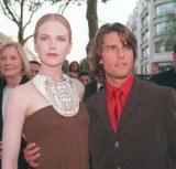 Tom Cruise i Nicole Kidman /AFP