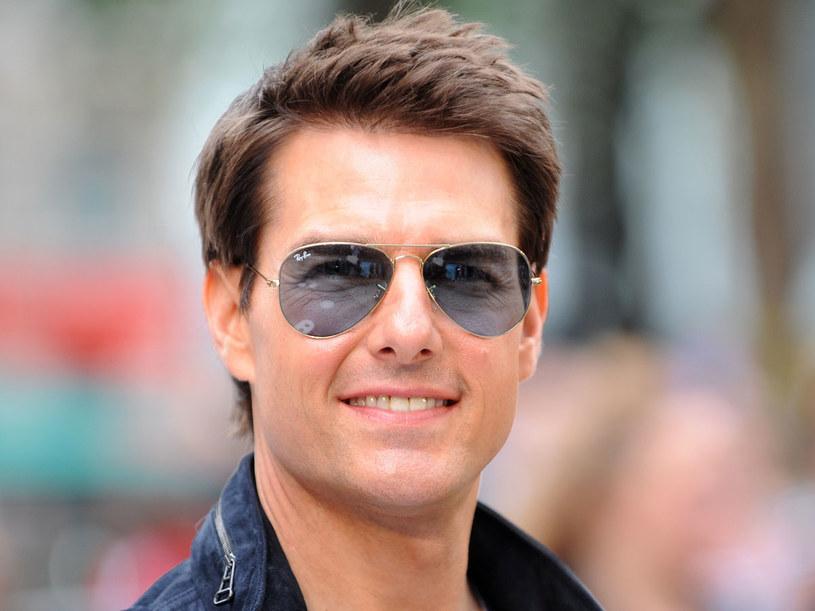 Tom Cruise jako macho przyciąga kobiety. Potem ujawnia jednak drugą naturę... /Getty Images