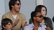 Tom Cruise: Jego córka pracuje jako fryzjerka