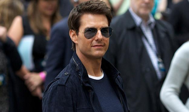 Tom Cruise jest u szczytu sławy /AFP