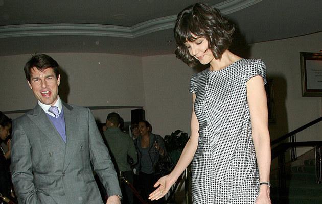 Tom Cruise, Katie Holmes  /Splashnews