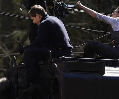 Tom Cruise musiał lądować śmigłowcem na terenie prywatnej posesji
