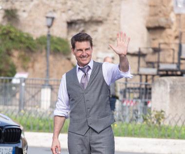 Tom Cruise nie będzie pierwszy? Rosjanie chcą nakręcić film w kosmosie