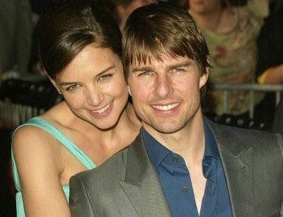 Tom Cruise nie będzie towarzyszył przy porodzie /AFP