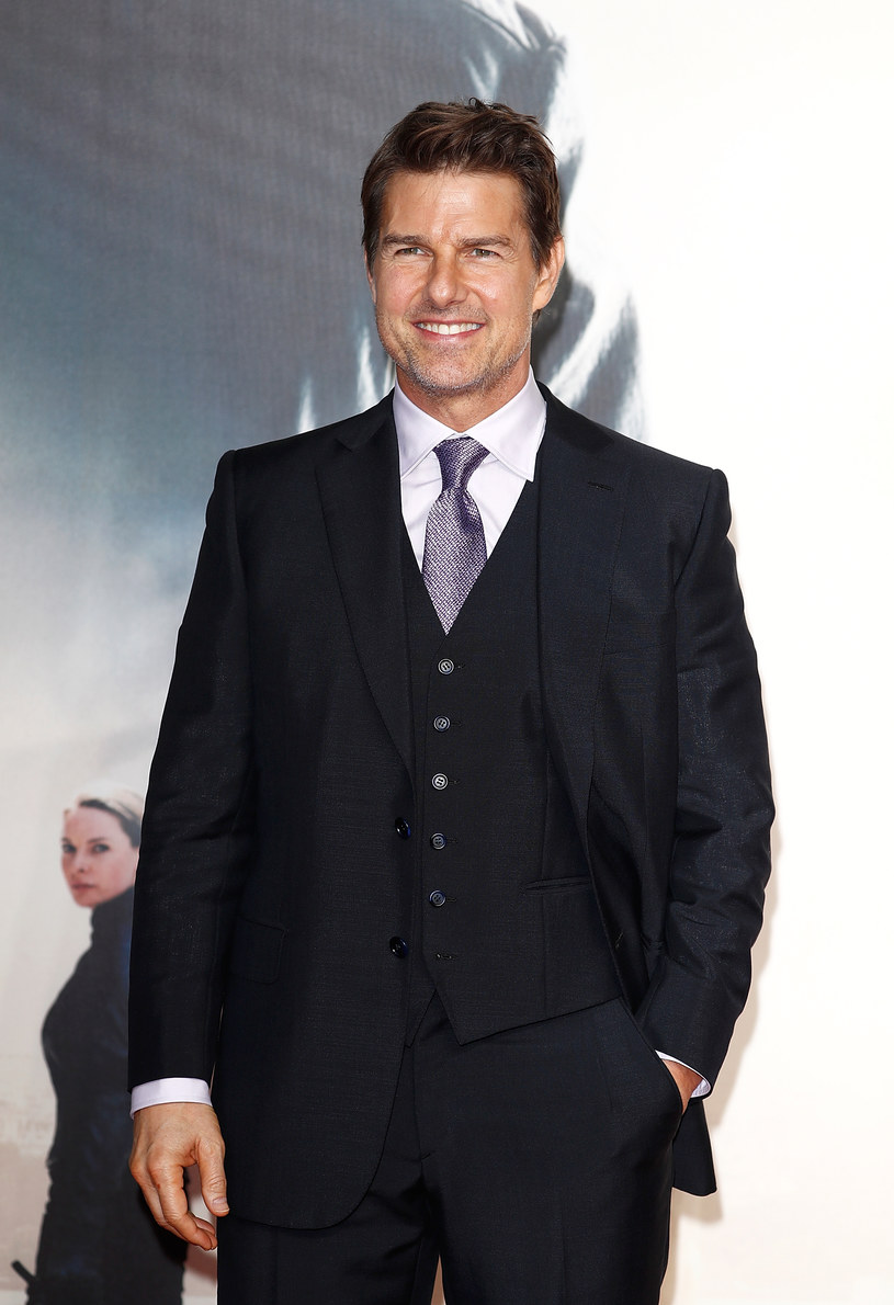 Tom Cruise obecnie jest singlem /John Phillips    /Getty Images