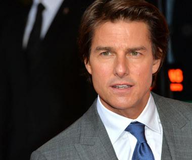 Tom Cruise oddał wszystkie swoje Złote Globy