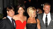 Tom Cruise po prośbie u Victorii Beckham