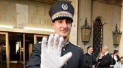 Tom Cruise przybył do Rzymu na swój ślub