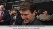 Tom Cruise składa gratulacje świeżo upieczonemu tatusiowi George'owi Clooneyowi