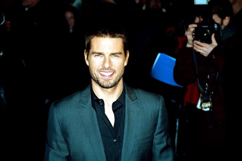 Tom Cruise w 2003 roku /Everett Collection /East News