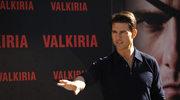 Tom Cruise w egzotycznym trio