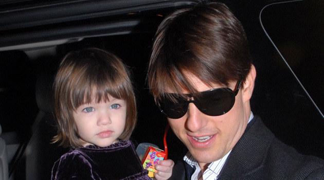 Tom Cruise z Suri  /Splashnews