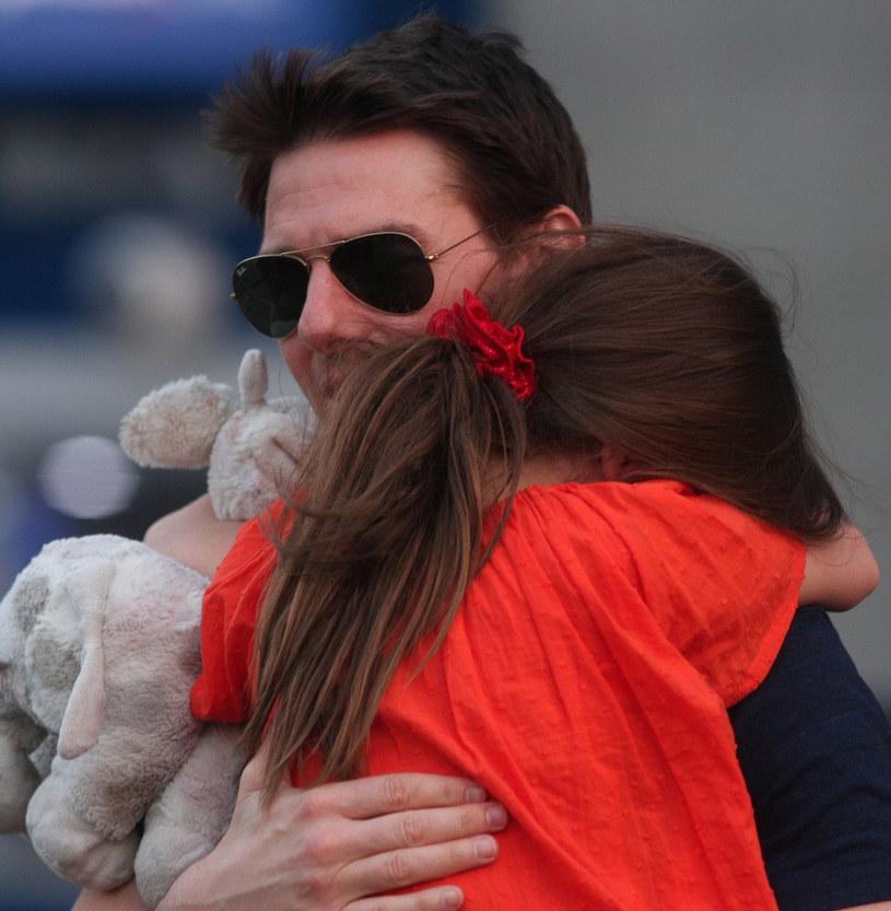 Tom Cruise z Suri /East News