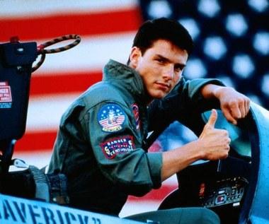 "Tom Cruise zaczyna prace nad ""Top Gun 2"""