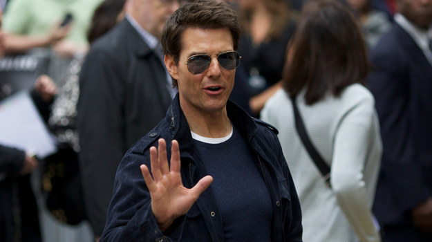 Tom Cruise /fot  /AFP