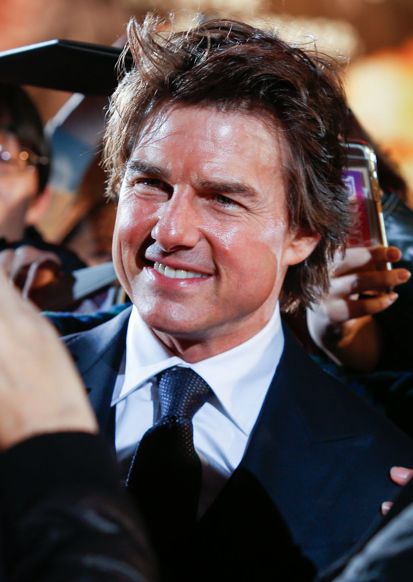 Tom Cruise /Ken Ishii /Getty Images