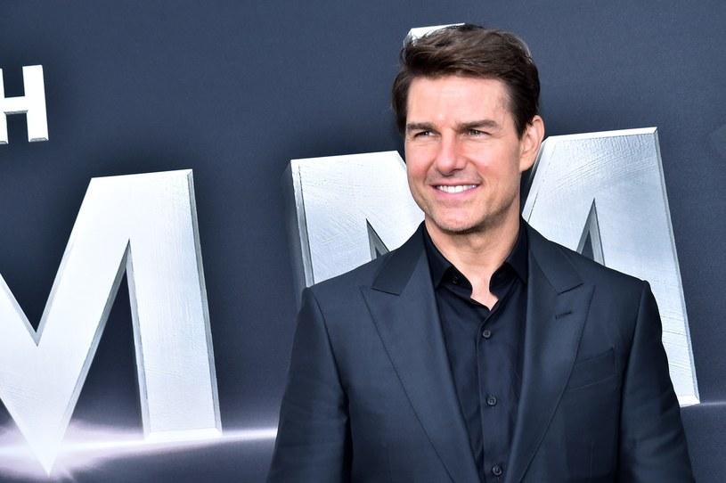 Tom Cruise /Sipa USA /East News