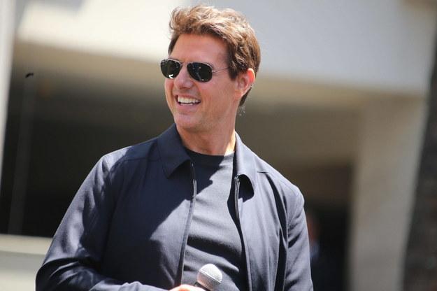 Tom Cruise /F. Sadou /PAP/AdMedia