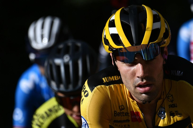 Tom Dumoulin /AFP/AFP MARCO BERTORELLO/ /AFP