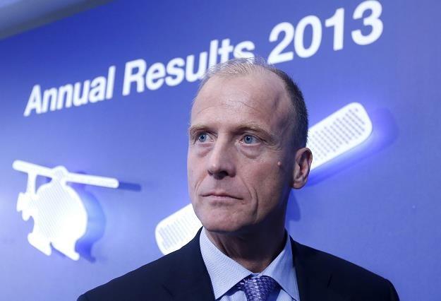 Tom Enders, prezes Airbus Group /EPA