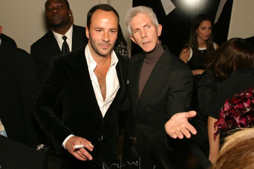 Tom Ford i Richard Buckley są parą od roku 1986 /Getty Images