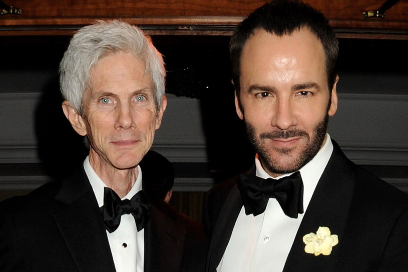 Tom Ford i  Richard Buckley /Getty Images