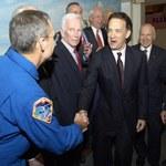 Tom Hanks chce na Księżyc