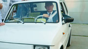 Tom Hanks dostał Fiata 126p. Maluchem jest zachwycony!